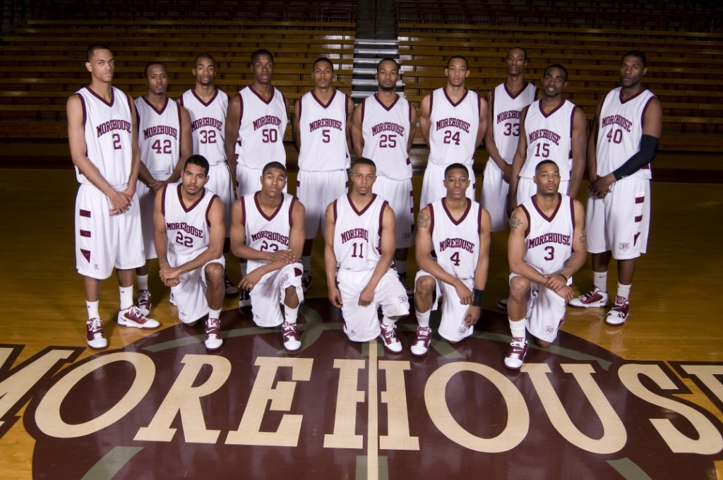 huge selection of a31b4 05919 Tigers Win Over Miles in Double Overtime - Morehouse College ...
