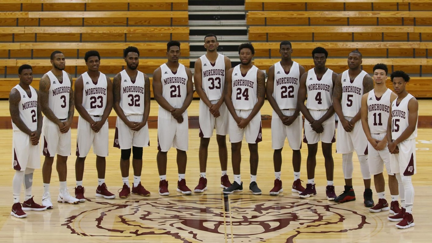 online retailer 7f7c0 c9c4e Maroon Tigers Crack Top 25 in National Poll - Morehouse ...